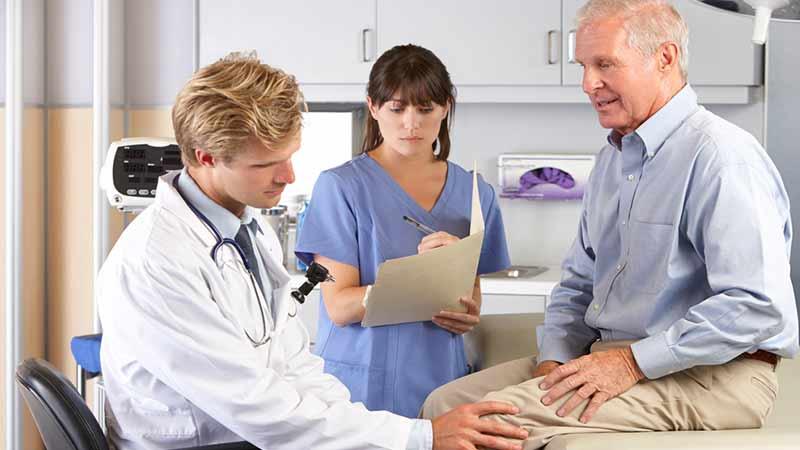 коксартроз коленных суставов симптомы и лечение