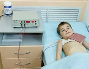 Как делать электрофорез с эуфиллином детям