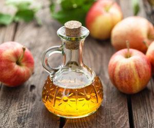 Как лечить суставы яблочным уксусом