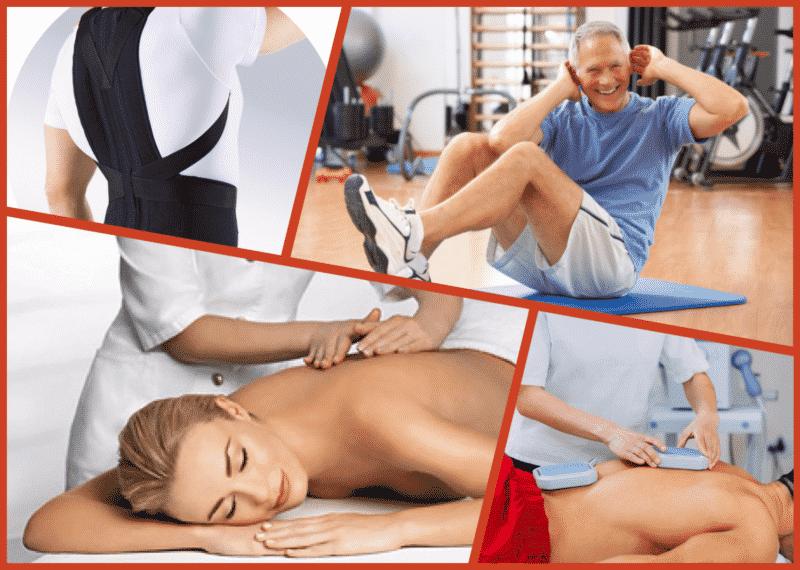 Методы немедикаментозного лечения