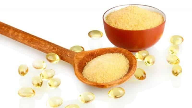 Как принимать желатин при болях в суставах лекарство для хрящей и суставов