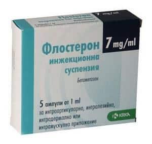 Как применять препарат Флостерон
