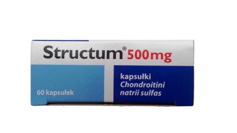 Как принимать лекарство Структум