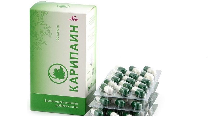 Как применять препарат Карипаин