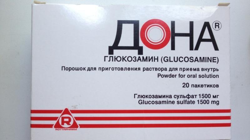 Как принимать глюкозамина сульфат и гидрохлорид