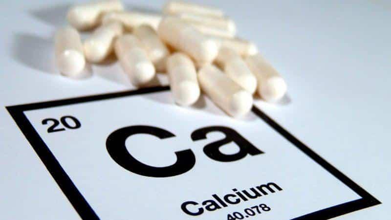 глюконат кальций при аллергии