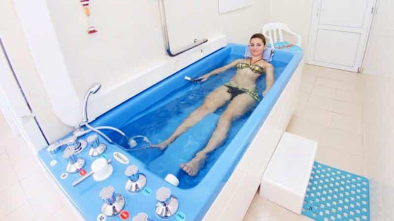 Радоновая ванна