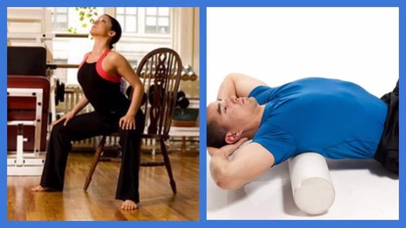 Комплекс упражнений от Виталия Демьяновича Гитта при шейном остеохондрозе