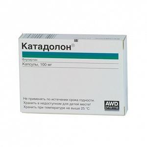 Как применять препарат Катадолон