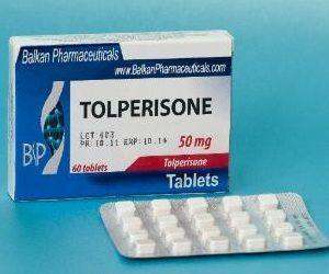 Как применять препарат Толперизон