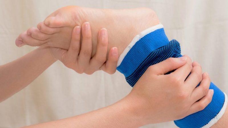 Как лечить разрыв синдесмоза голеностопного сустава
