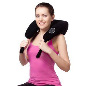 Как выбрать массажер для шеи и плеч