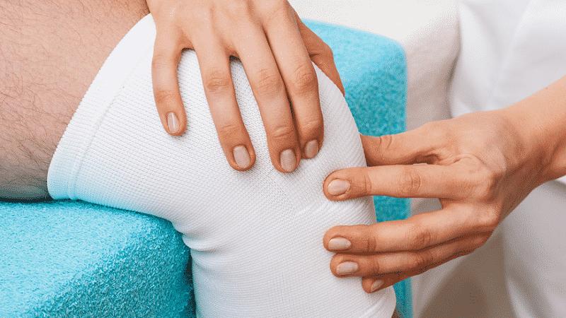 Чем мазать колени при артрозе