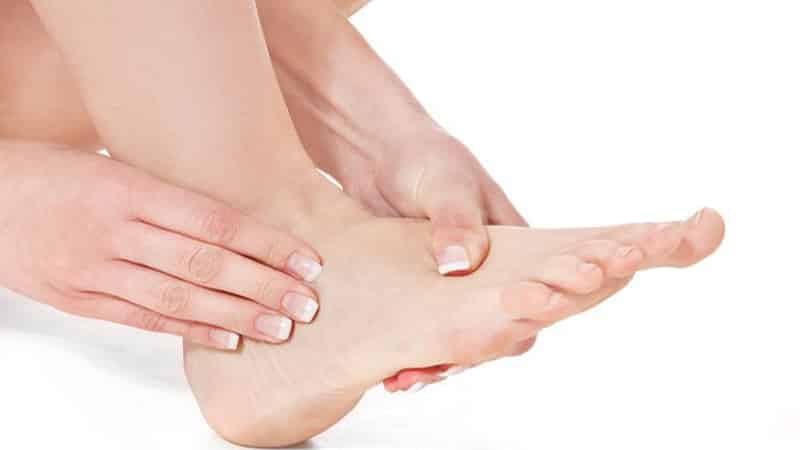 Как лечить воспаление суставов стопы
