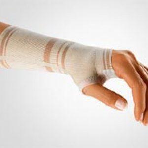Что делать при растяжении и разрыве связок кисти руки