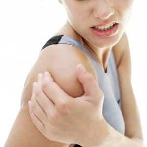 Как делать блокаду плечевого сустава