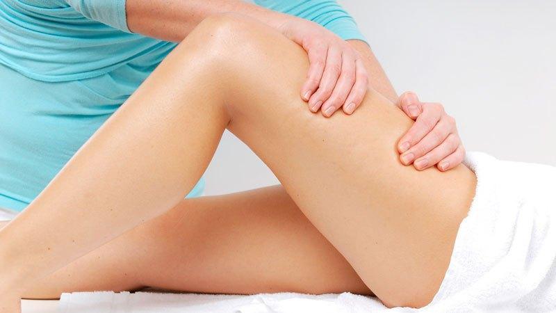 Что делать, если немеет нога выше колена