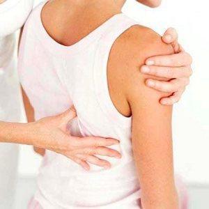Как лечить лопаточный остеохондроз