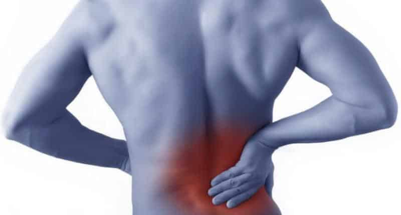 Как снять спазм мышц спины