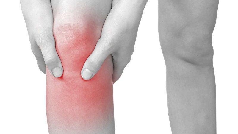 Как лечить жжение в колене