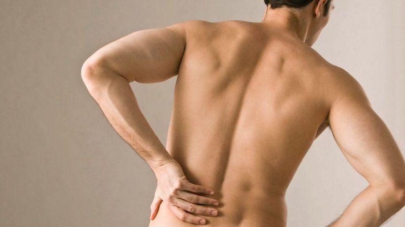Что делать, если просквозило спину