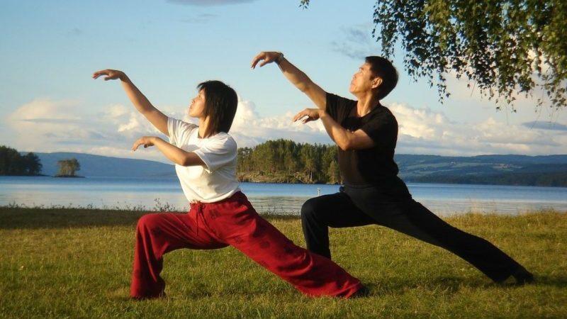 Китайская гимнастика Цигун: на сколько эффективна