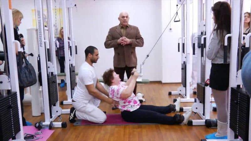 Упражнения для коленных суставов по Бубновскому