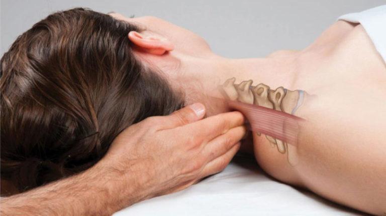 Растяжение мышц шеи у ребенка лечение