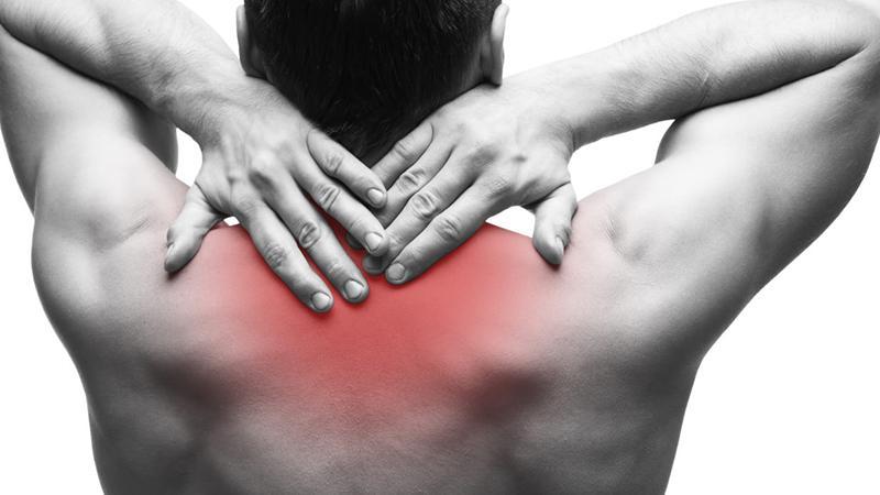 Что делать если потянул мышцу на шее
