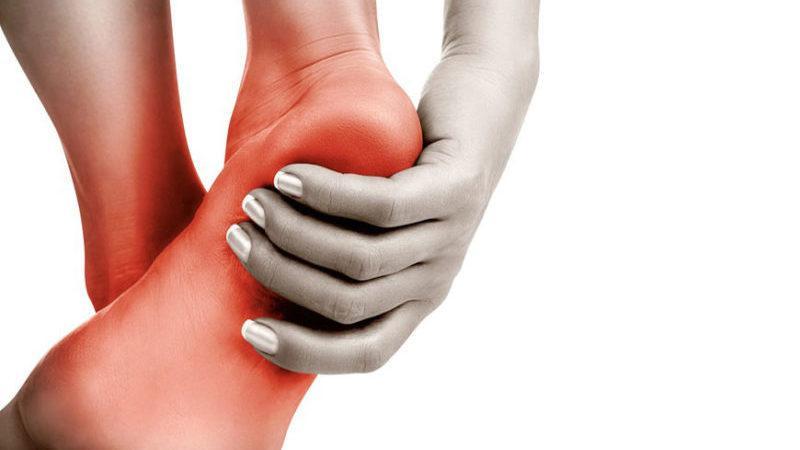 Как лечить бурсит голеностопного сустава
