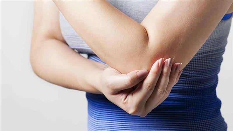 Как лечить опухоль на локтевом суставе