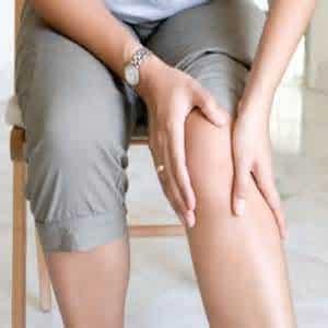 Что делать, если появилась шишка на колене