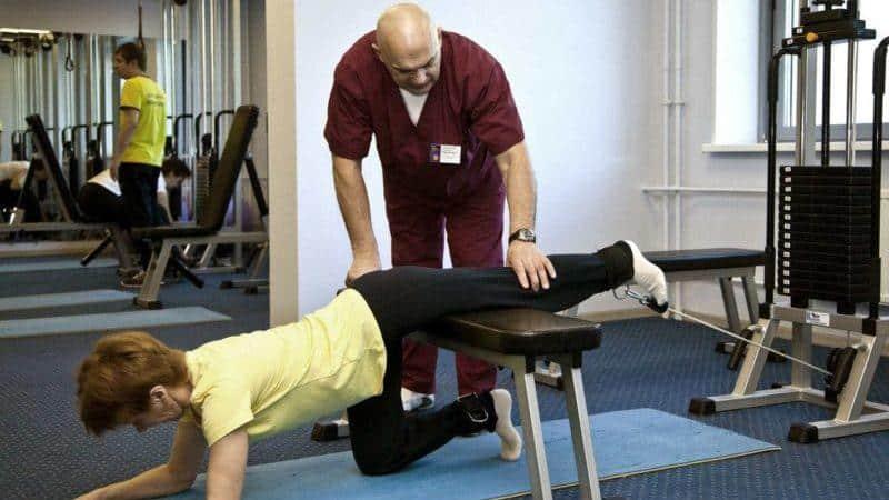Болят колени после тренировки