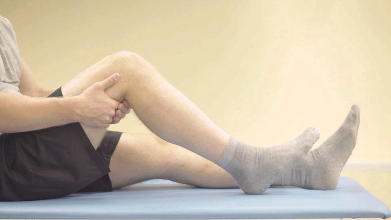 Что делать, когда колени не разгибаются до конца