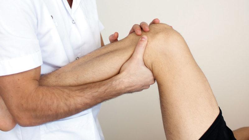 Что такое выпот в коленном суставе и как это лечится