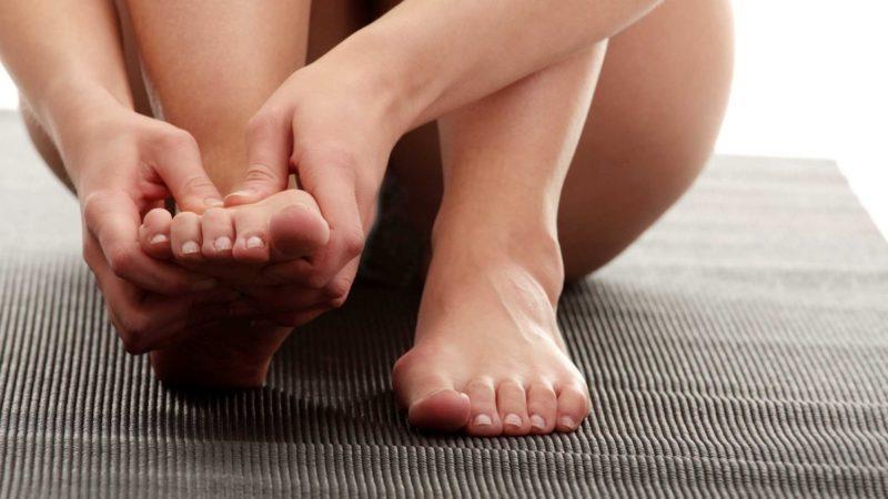 Ревматоидный артрит пальцев ног фото