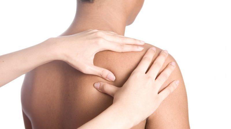Как лечить боль в мышцах плеч