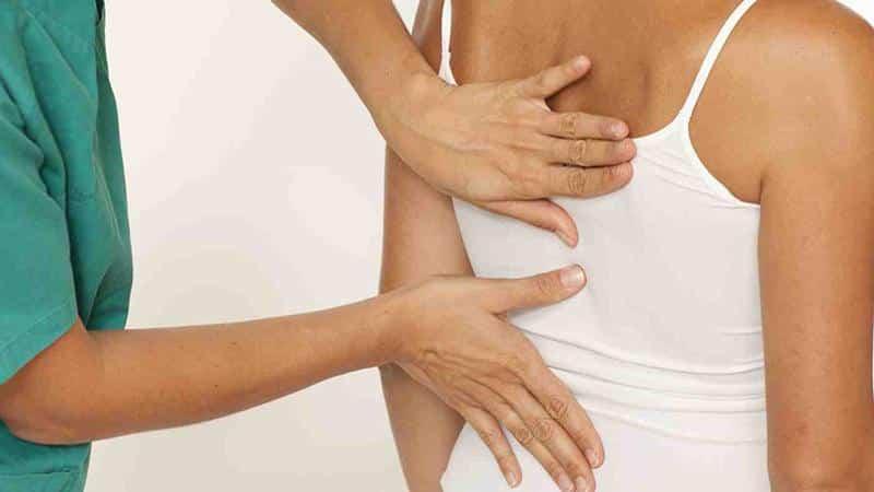 Как лечить боль в позвоночнике посередине спины