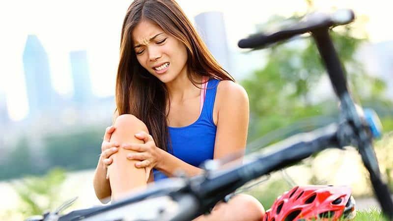 Как лечить разрыв крестообразной связки колена