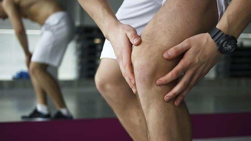Как лечить трещину коленной чашечки