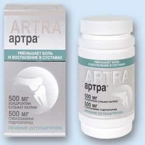 Как применять препарат Артра