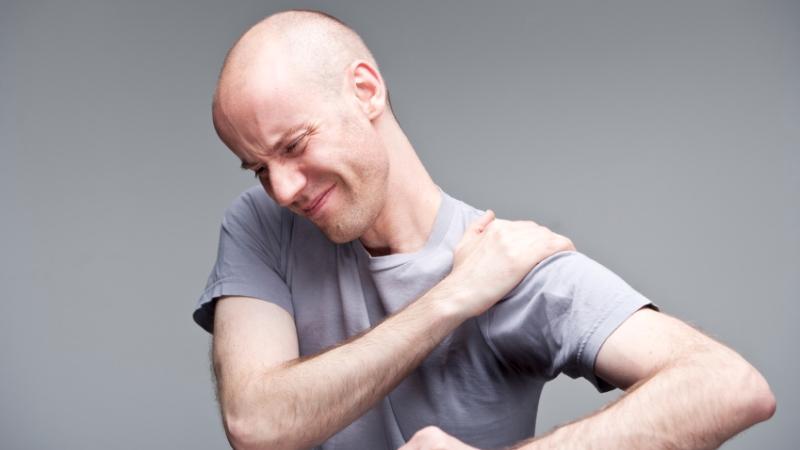 Как лечить плечевой полиартрит