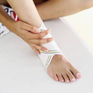 Что делать при боли в лодыжке