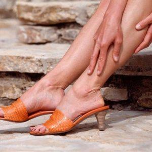 Что делать если защемило нерв в колене