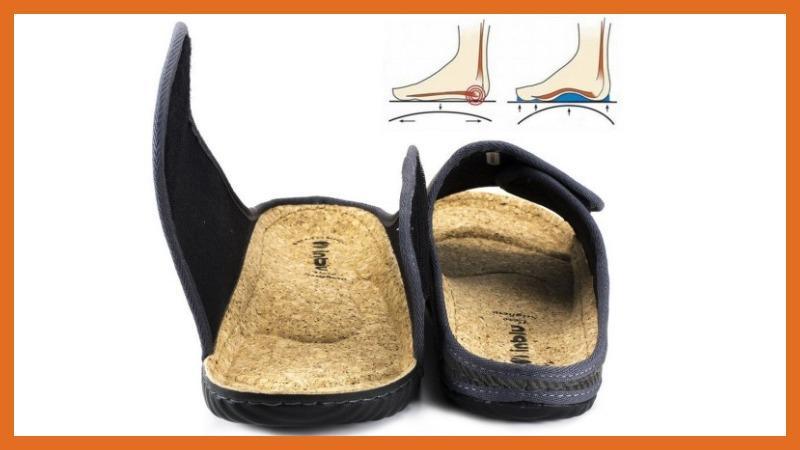 Ортопедические тапочки
