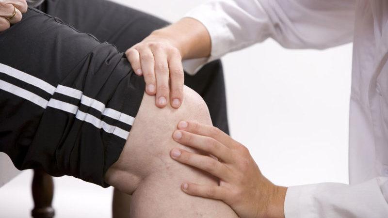 Как лечить остеохондропатию коленного сустава