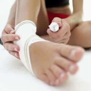 Как лечить артроз пятки