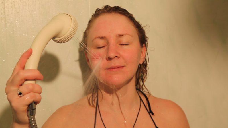 Как пользоваться душем Алексеева