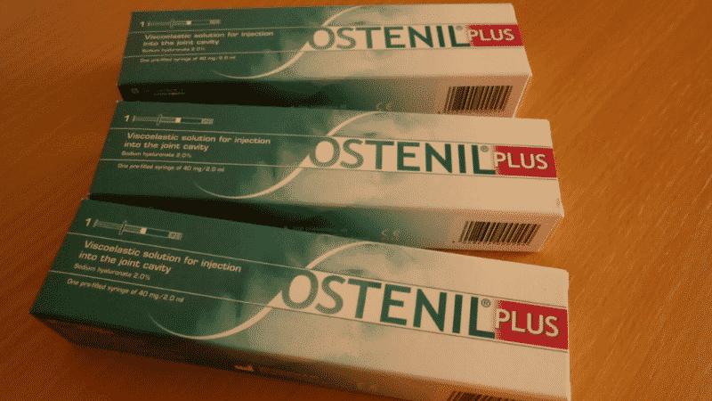 Как принимать препарат Остенил плюс