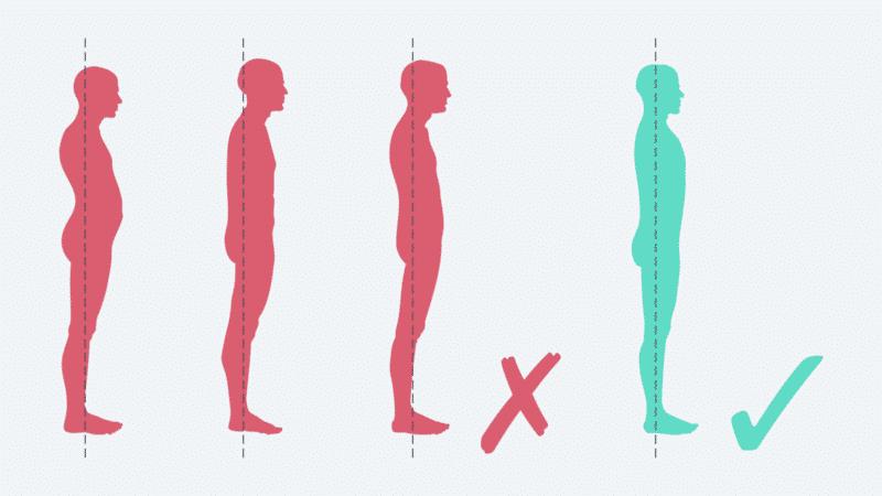 Что делать, если одно плечо выше другого